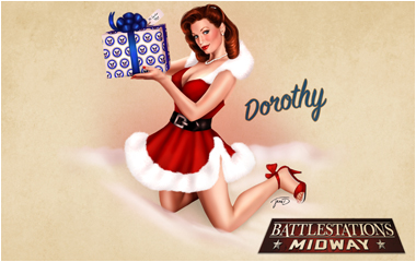 Drawn pin up  battlestations midway ONLINE UPS ONLINE  Articles