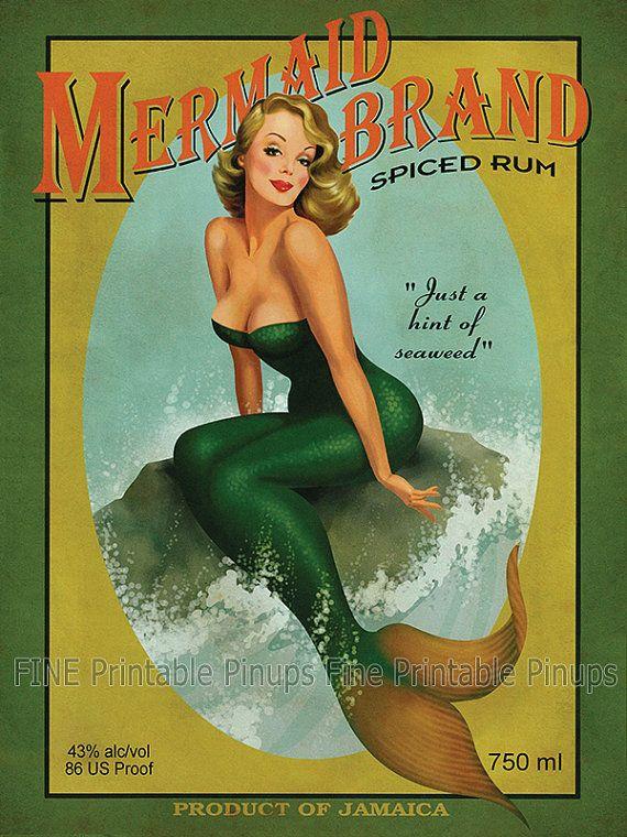 Drawn pin up  bedroom Tattoo Download Best Ad mermaid
