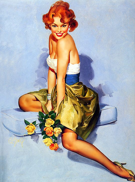 Drawn pin up  classic Classic drawings pin pin up