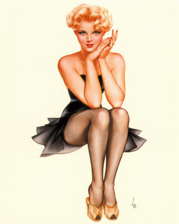 Drawn pin up  classic Classic drawings pin blogs: up