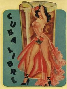 Drawn pin up  cuba Pinterest up more vintage Navasy