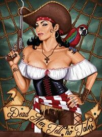 Drawn pin up  gmail Women Wench Drawings Pirate