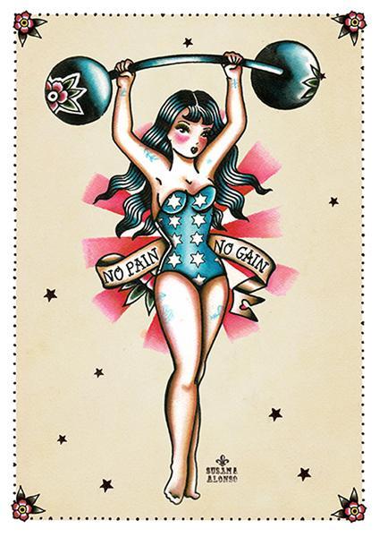 Drawn pin up  gmail On Up Alonso Art Pinterest