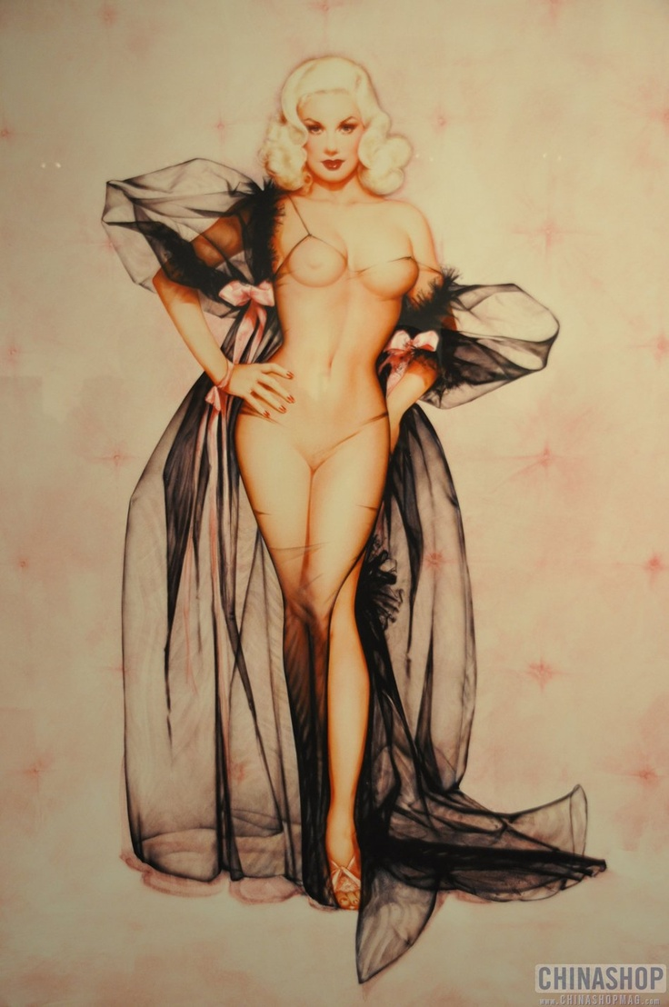 Drawn pin up  painted pin Done amazing pinup by by