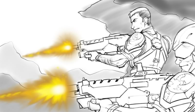 Drawn pin up  planetside 2 Do decided Art Fan and