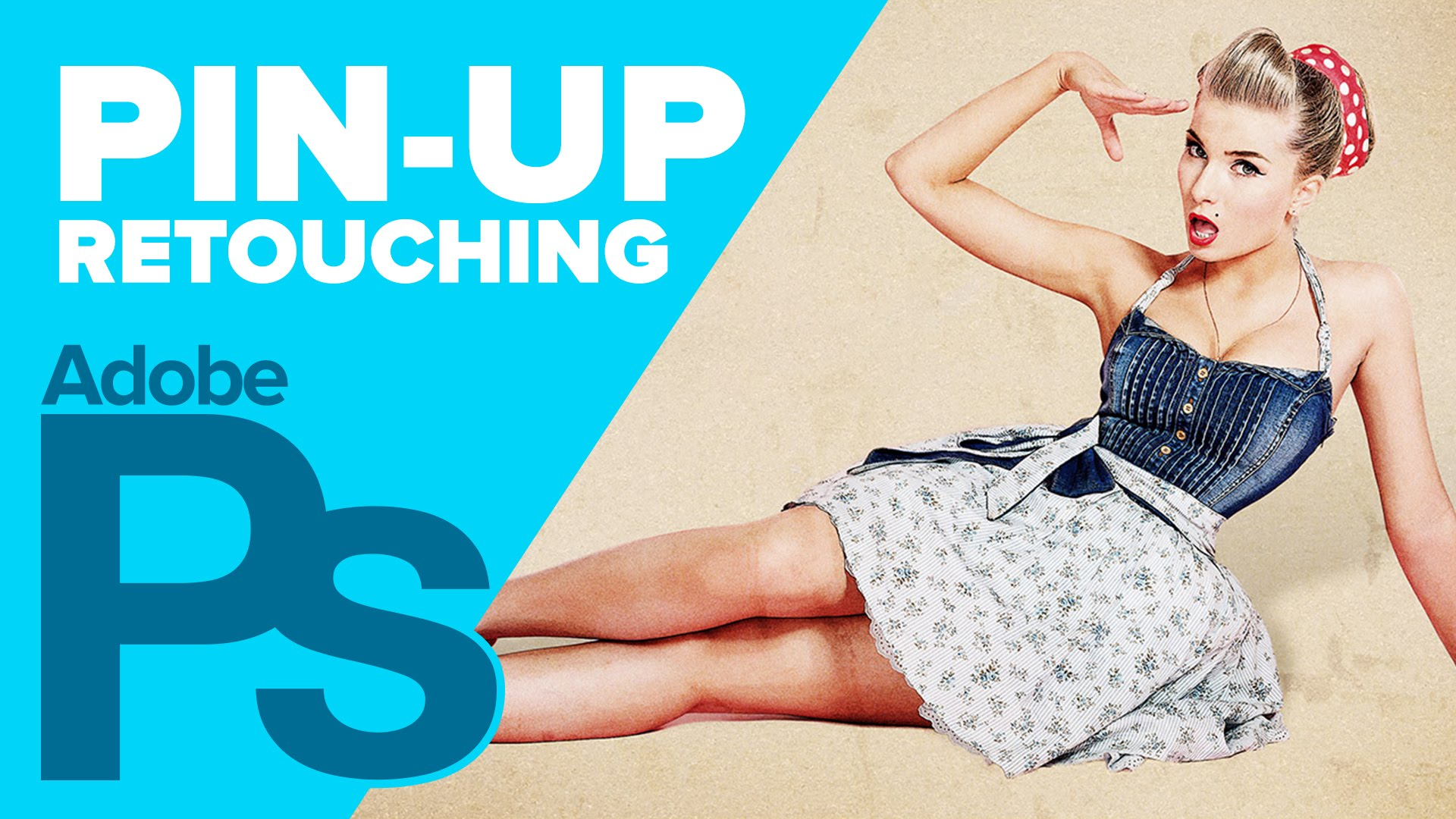 Drawn pin up  poster Photoshop YouTube Up Up a