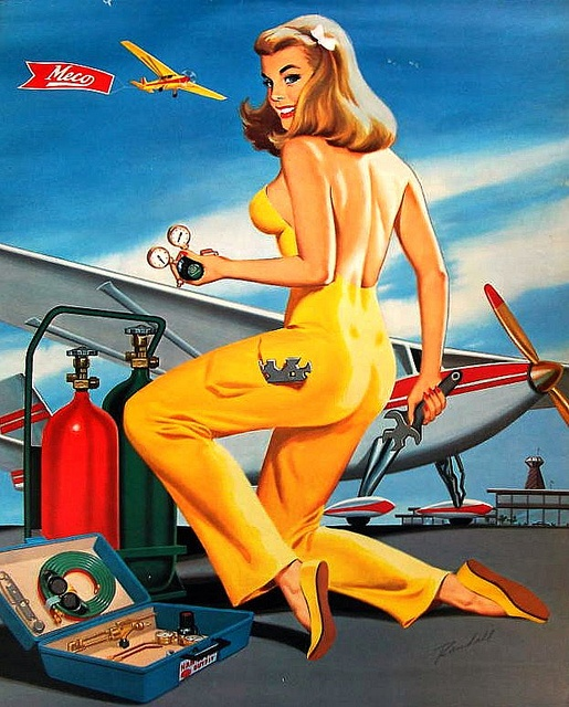 Drawn pin up  welding Beauty Welding images 89 about