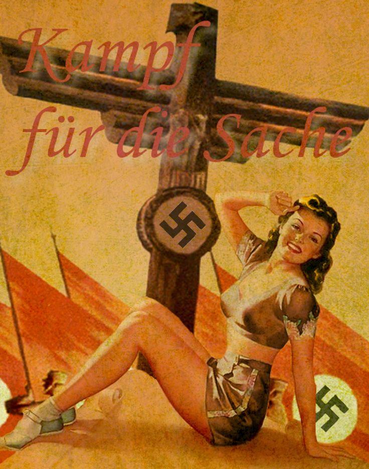 Drawn pin up  world war 2 1555 on Pin nazi about