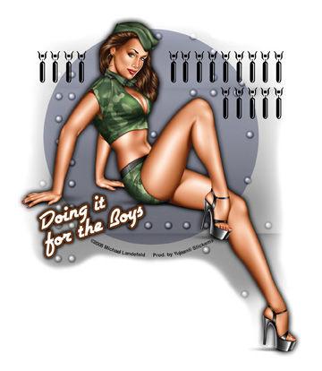 Drawn pin up  ww2 army Omg!!! Girl tinkerfell01 on Pin