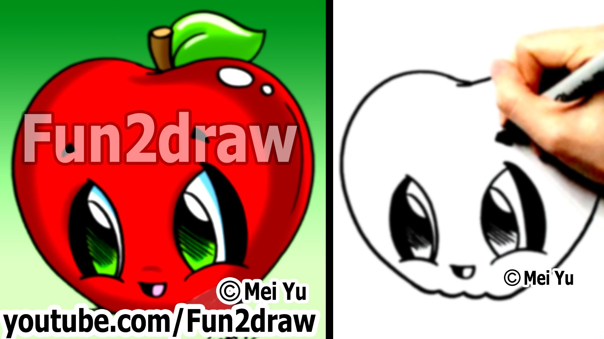 Drawn watermelon fun2draw How Easy Easy to to