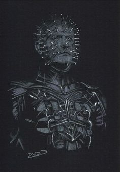 Drawn pinhead bulletin Images on best about Pinhead