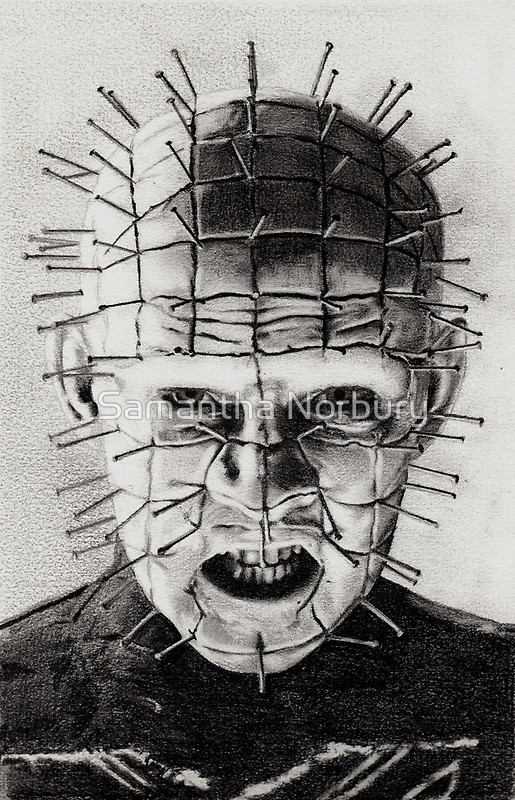 Drawn pinhead bulletin Of of by Bradlty drawing
