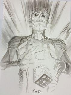 Drawn pinhead bulletin By Hellbound Comic Hellraiser Tom