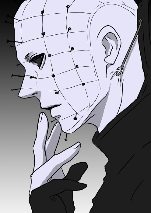 Drawn pinhead dropped On images best deviantart com+on+@deviantART