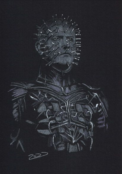 Drawn pinhead dropped 100 images deviantart Redd Hellraiser