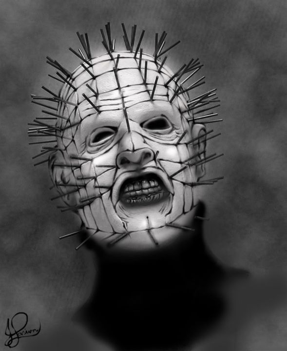 Drawn pinhead dropped Best on com deviantart by