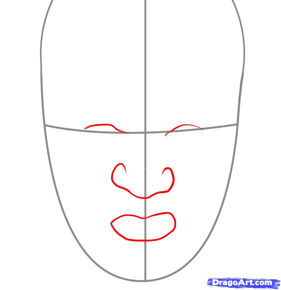 Drawn pinhead white Pinhead Step to Culture 2
