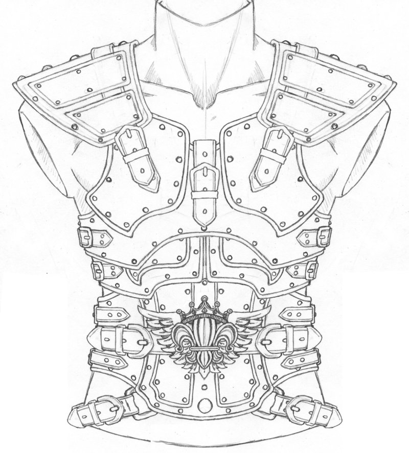Drawn pirate armored Http://geekxgirls com/article php?ID=1683 Armor