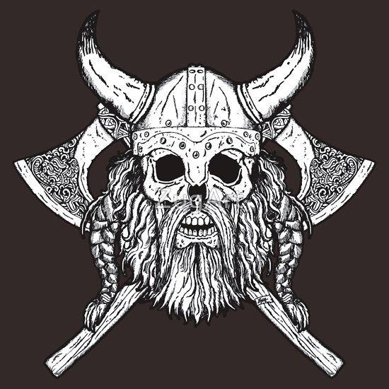 Drawn viking comic This on beards images Pinterest