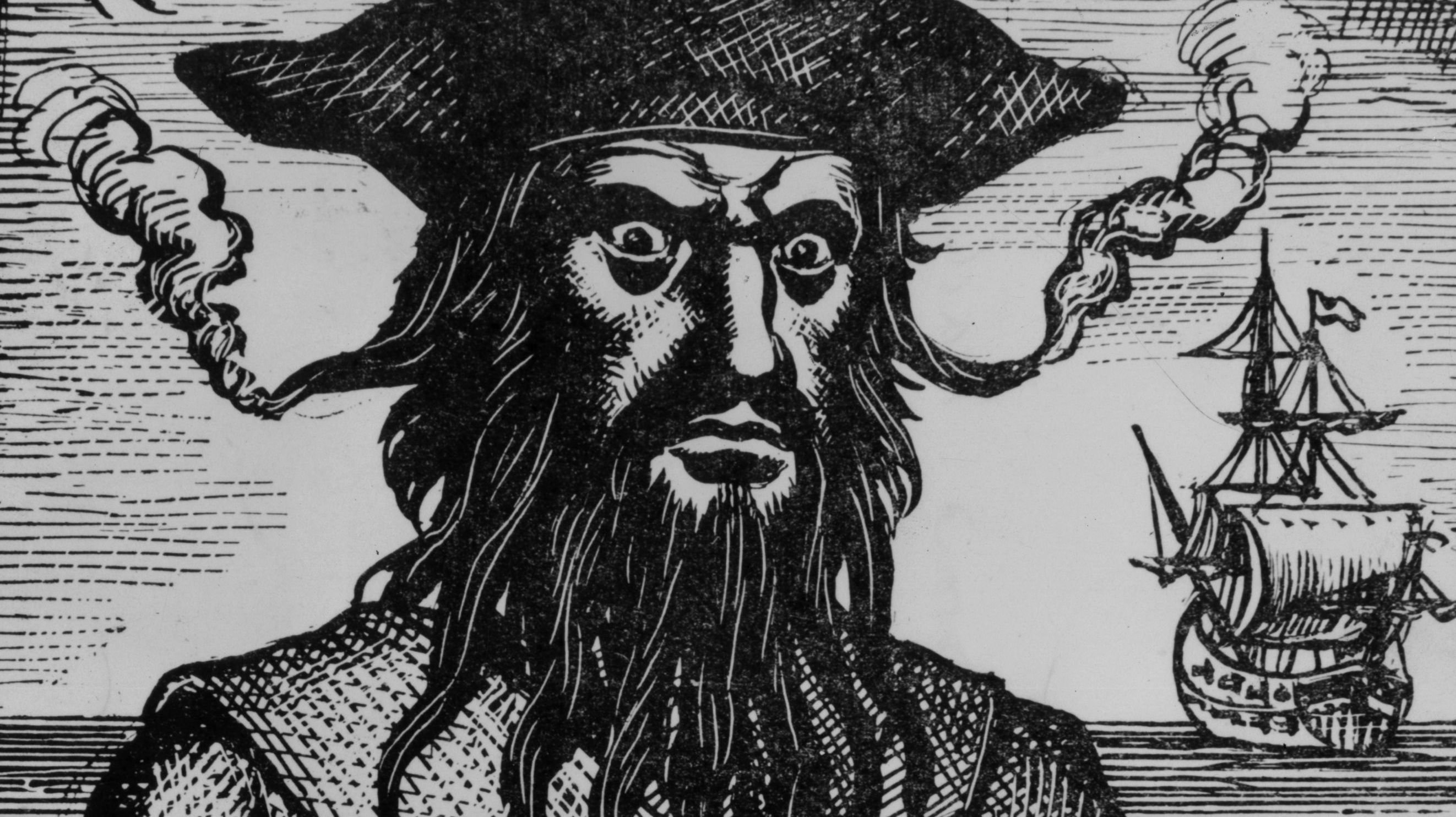 Drawn pirate classic 53 Pirates Facts  about