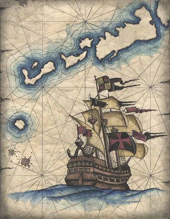 Drawn pirate classic En Best pirata Pirate Caribe