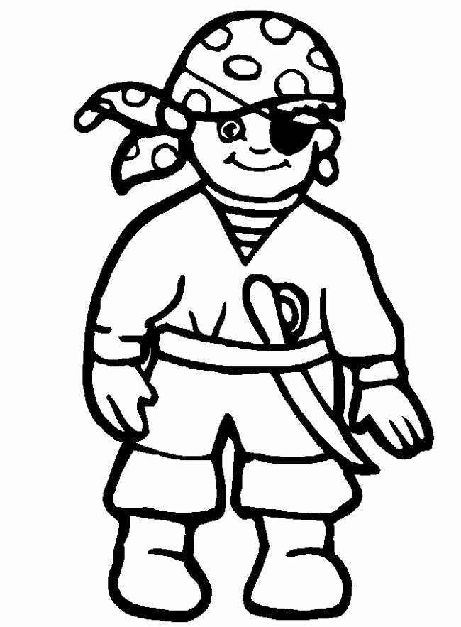 Drawn pirate coloring book Pages Coloring pages Coloring colouring