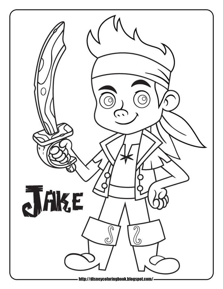 Drawn pirate coloring book Pages The book And colouring