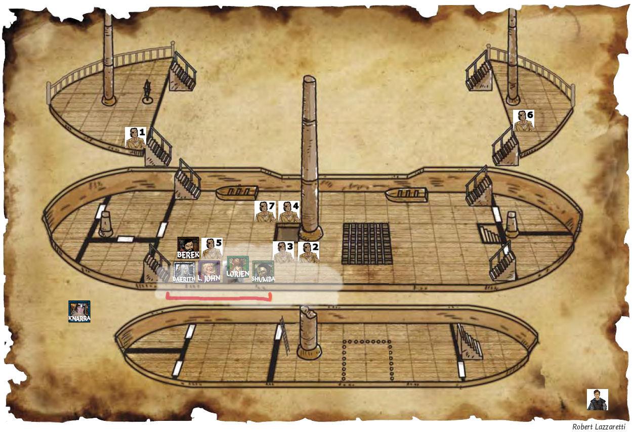 Drawn pirate d&d Ruin Pinterest rpg dock