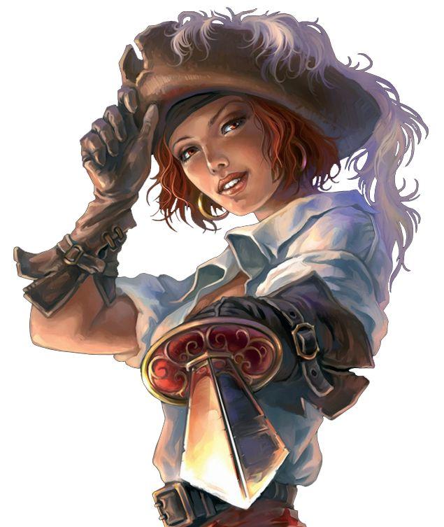 Drawn pirate lady pirate Art Characters on 25+ woman