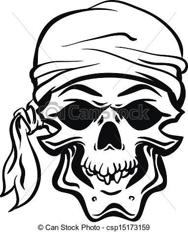 Pirates Of The Caribbean clipart symbol Of csp15173159 Pirate Vector Hand