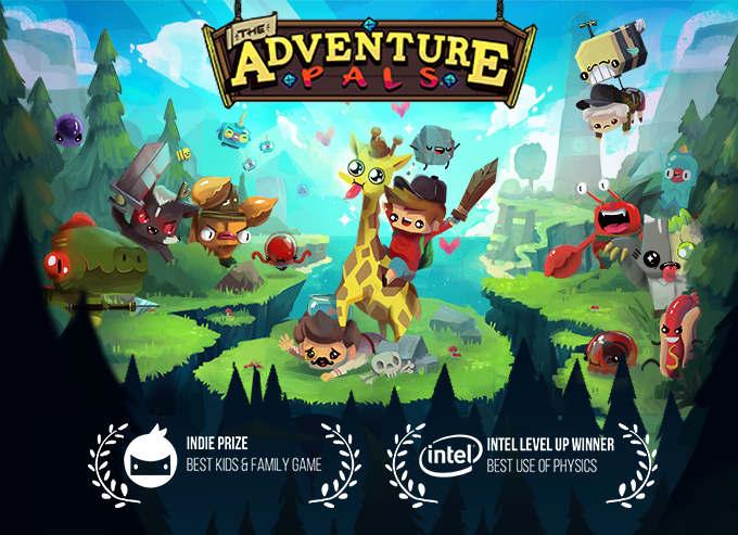 Drawn pirate linux The kickstarter adventure  Pals