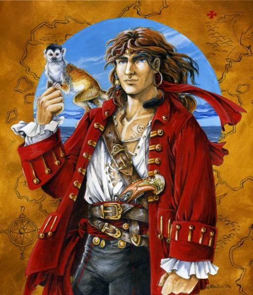 Drawn pirate male DeviantART  Hbruton Pirate Pirate
