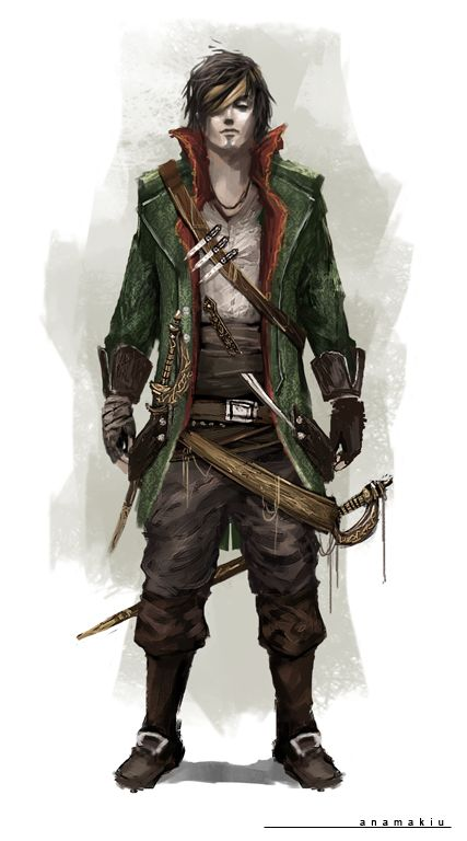 Drawn pirate male Male Fantasy best this on