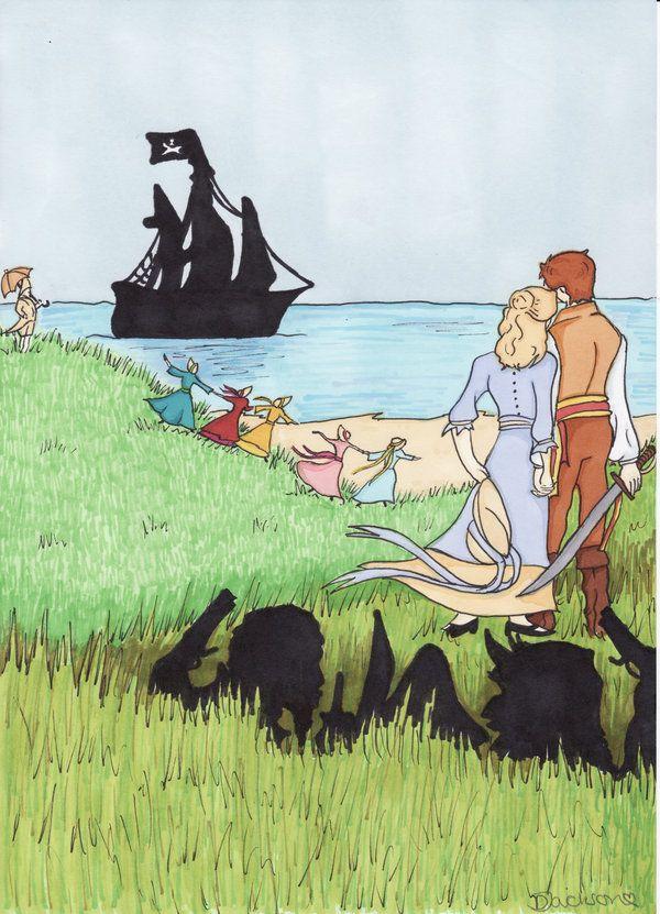 Drawn pirate penzance Fa Gilbert on Pinterest la
