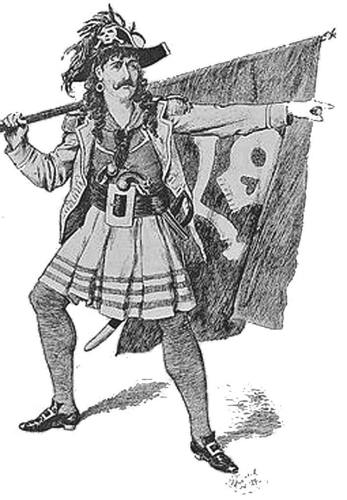Drawn pirate penzance Theatre PIRATES PENZANCE Minehead Regal