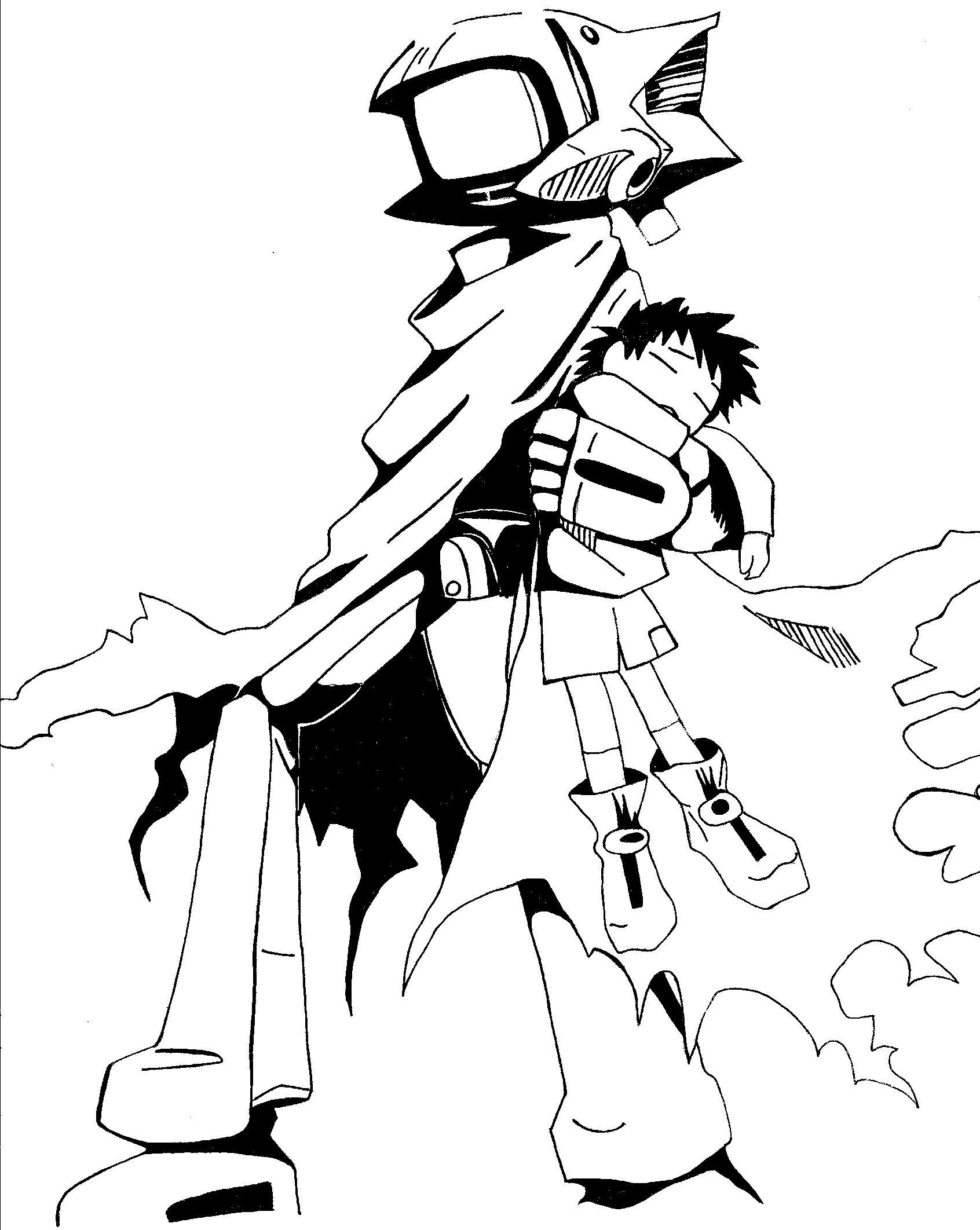 Drawn pirate pirate king On LighteningRyuYoukai by Pirate LighteningRyuYoukai