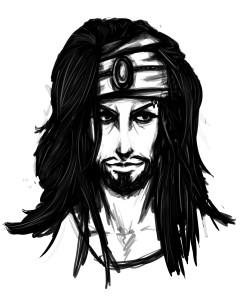 Drawn pirate pirate king (Captain Gerudo Picture Gerudo Profile