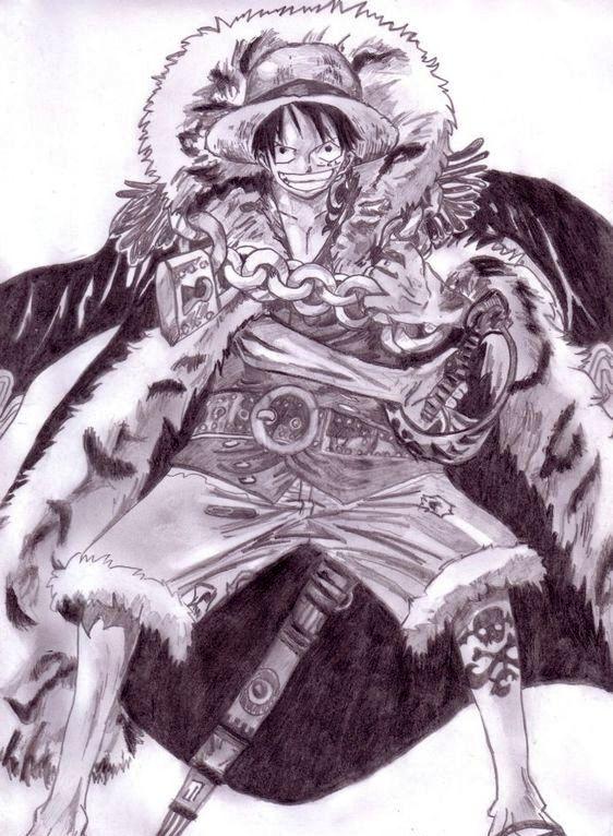 Drawn pirate pirate king Susan016 for susan016 by DeviantArt