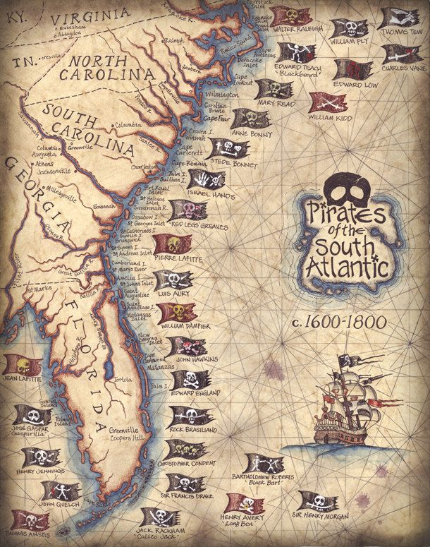 Drawn pirate printable Hand x best Prints 11
