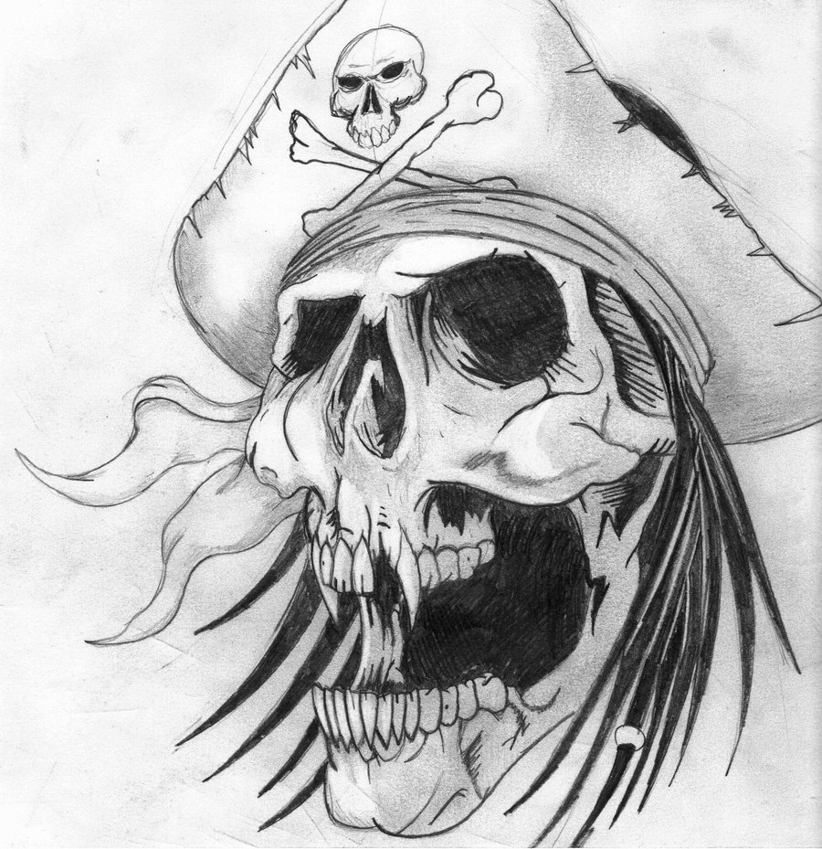 Drawn viking pirate Art pirate by twizted drawings