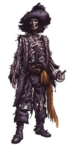 Drawn pirate undead Best Caribbean: Pearl/Gallery of The