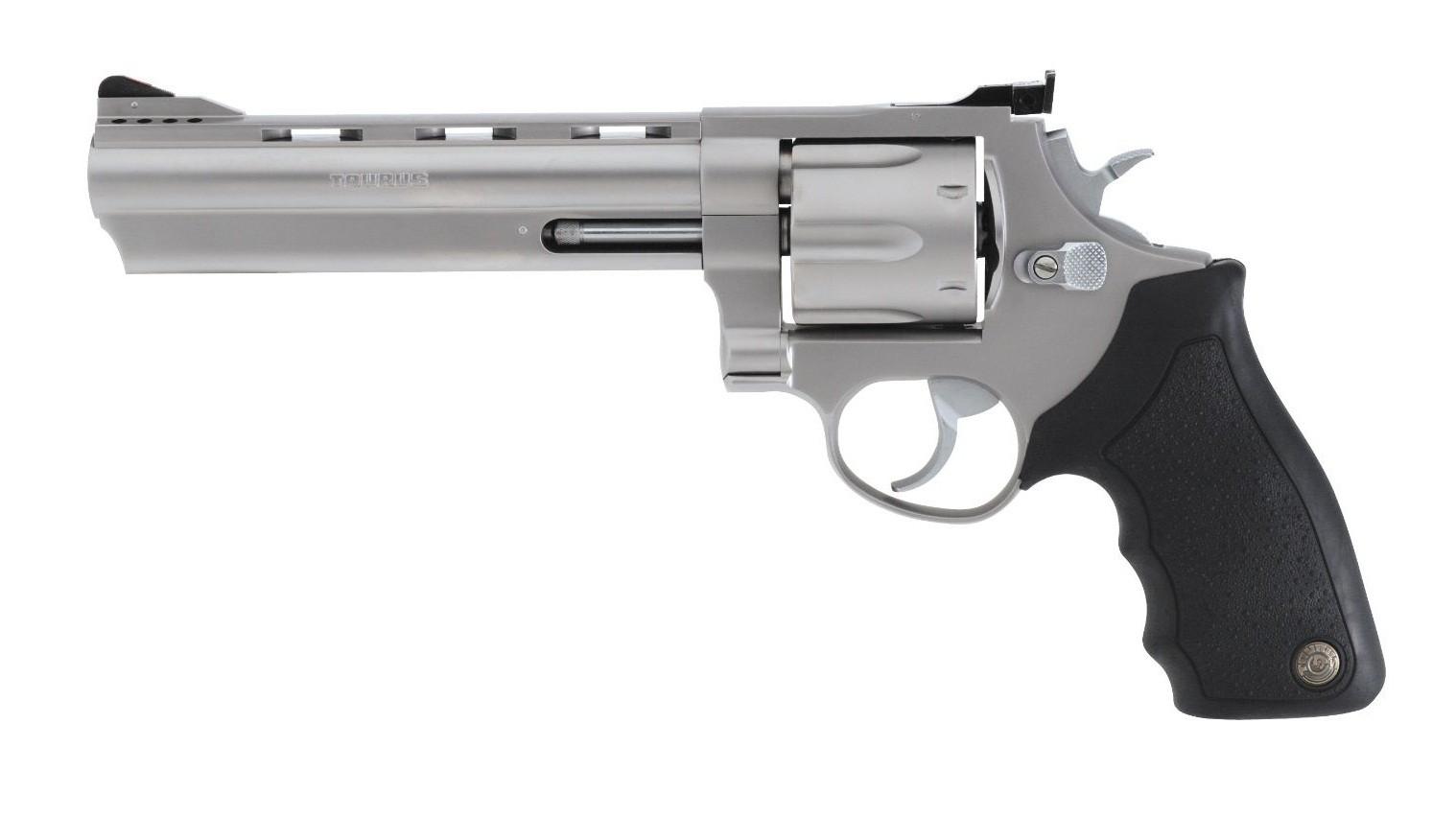 Drawn pistol 44 magnum 44 Gun Taurus Taurus 44