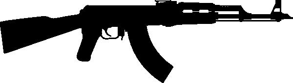 Drawn pistol ak47 47 free Art One online
