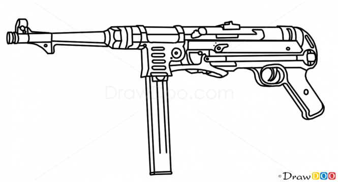 Drawn pistol basic To Draw How and Pistols