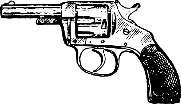 Rifle clipart old #14