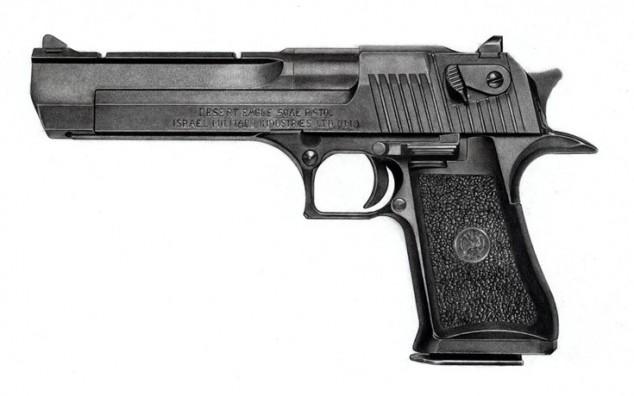 Drawn pistol cool gun Guns  charcoal Photorealistic of