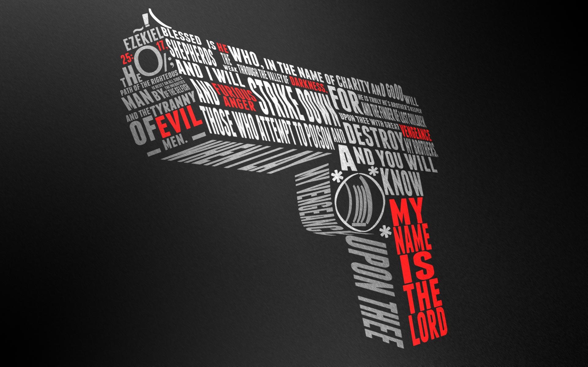 Drawn wallpaper awesome Gun Fiction 138965 Youtube Ezekiel