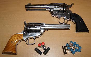 Drawn shotgun cowboy gun Fast Center and guns Draw