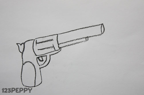 Drawn pistol easy Your IMG] Ever draw gun?