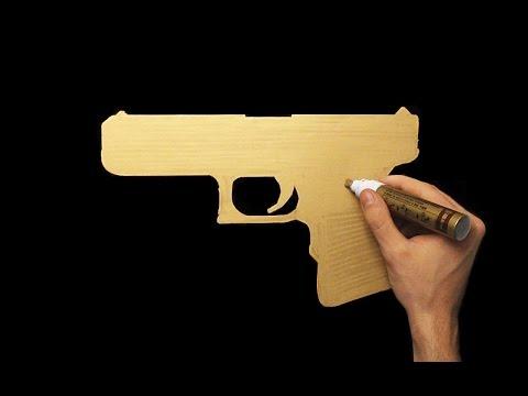 Drawn pistol glock 18 18 CS:GO How To CS:GO